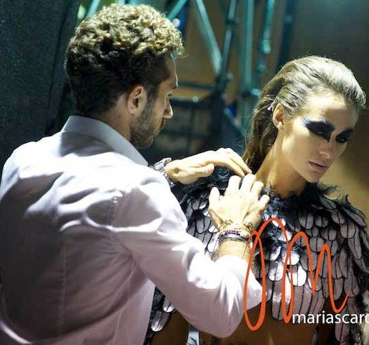Fashion-Forward-Dubai-Jean-Louis-Sabaji-Collection-with-Feathers-maria-scard-gracie-opulanza-9
