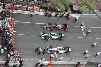Monaco Grand Prix Formula One F1 2014 (10)