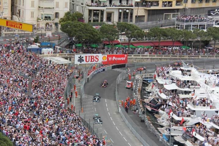 Monaco Grand Prix Formula One F1 2014 (11)