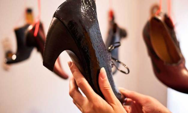 Tracey Neuls – Shoes It Is In Our DNA