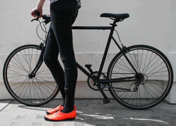 City Rider – High Heels You Can Ride In