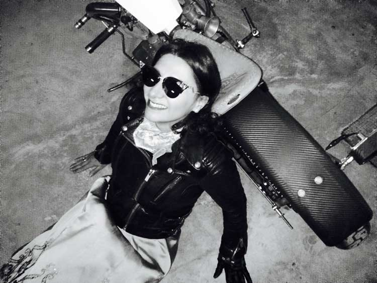 gracie-Opulanza---Leather-Kooples-jacket