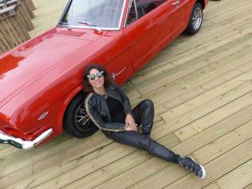 Ford vintage mustang 789 shots by Gracie Opulanza 2015 (9)