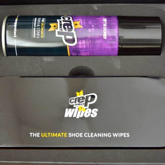 Crep Protect Spray & Wipes