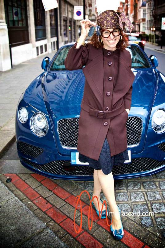 Gracie-Opulanza--Luxury-Week-London-MenStyleFashion-Maria-Scard-Bentley-Continental-GT-Speed-Convertible000069
