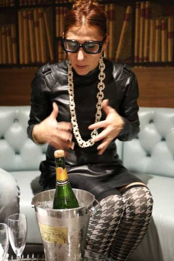 Gracie Opulanza MenStyleFashion Luxury week London 2015 (2)