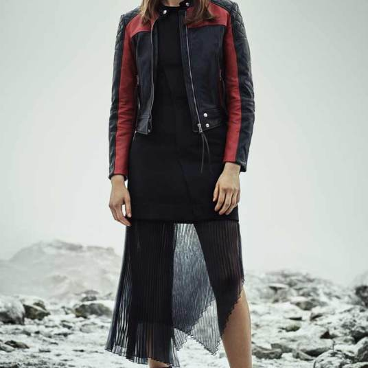 Belstaff Womenswear Autumn Winter 2016 Rory Payne Look (3)