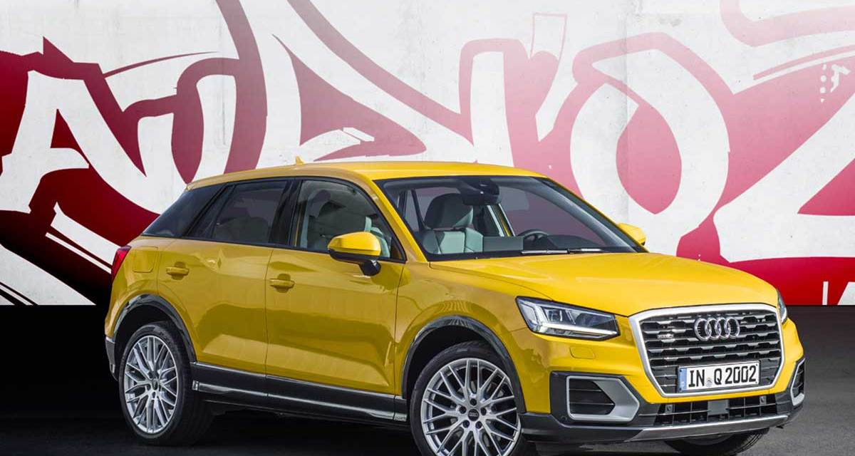 Audi Q2 Compact SUV Reviewed – Unisex & Playful