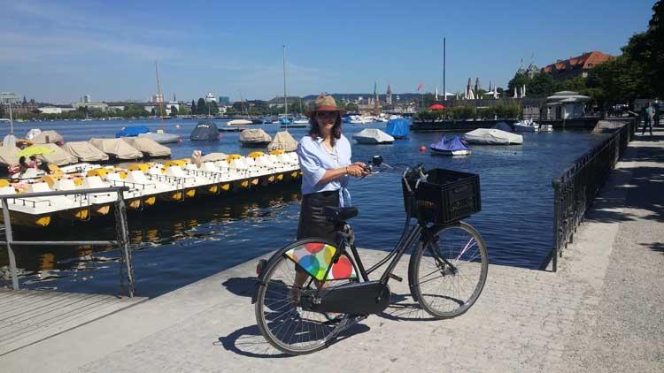Gracie Opulanza Zurich Switzerland 2016 Bike trends (1)