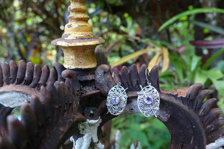 Handbag metal jewlery Bali Gracie Opulanza brass silver gold copper (8)