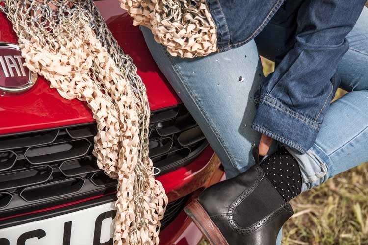 Grenson Jessie Leather Boots