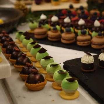 Alta Badia Norbet Niederkofler St Hubertus Italy chocolates (18)