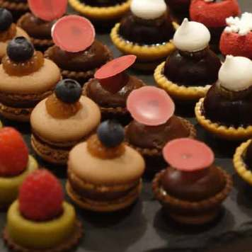 Alta Badia Norbet Niederkofler St Hubertus Italy chocolates (21)