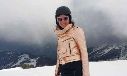 Metallic Skiwear –  Ski In Style Tips