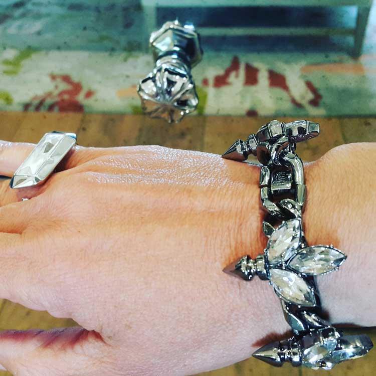 Mawi Necklace And Bracelet