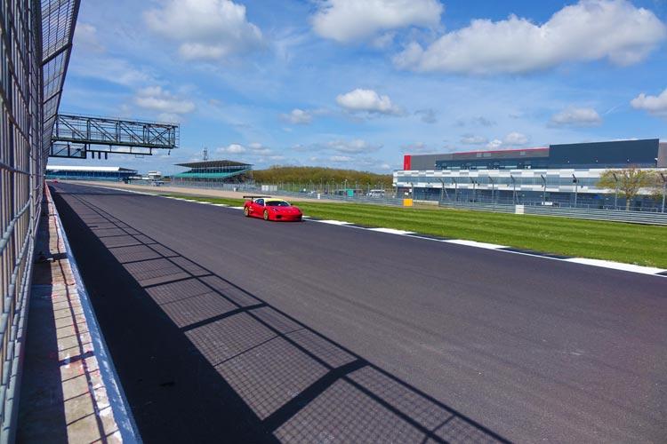 Silverstone Race - My Ferrari Club Track Day