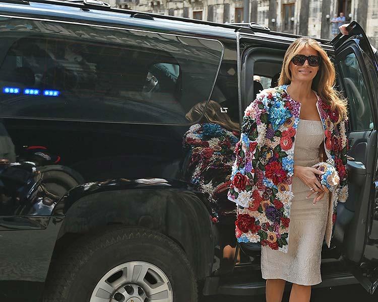 Melania Trump – The First Lady Of Fashion