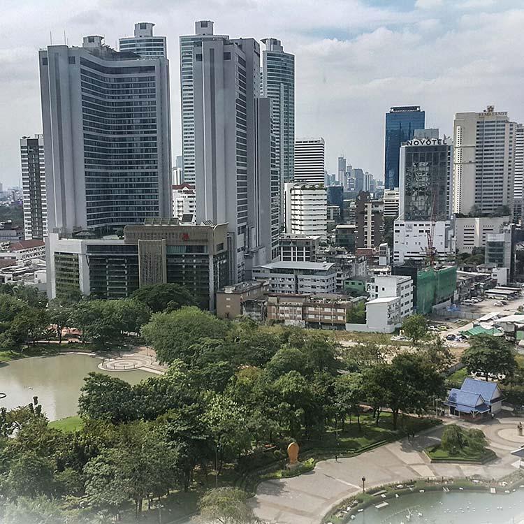 Bangkok sukhumvit area