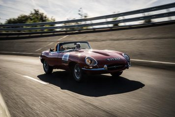 Jaguar Classic Car Track Day MenStyleFashion 2018 Gracie Opulanza (28)