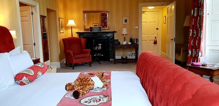 Swinton estate spa hotel UK