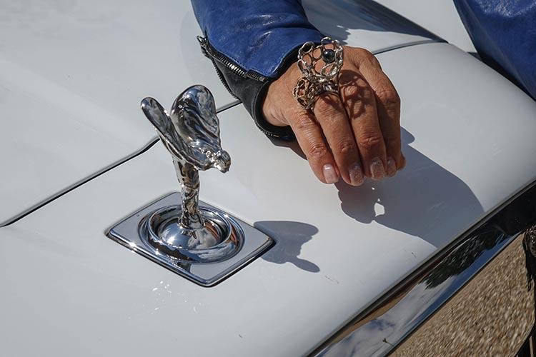 Rolls Royce Cullinan SUV MenStyleFashion 2019 Artic White United Kingdom (35) Gracie Opulanza