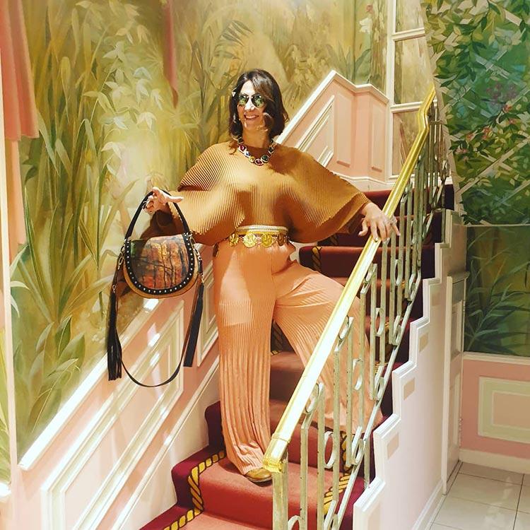 Hiro Miyoshi Hair And Beauty - The Ritz London 2019 Gracie Opulanza United Kingdom (21)