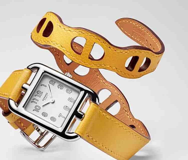 Hermès Cape Cod Chaîne d'ancre – Luxury Watch Henri d'Origny 1991