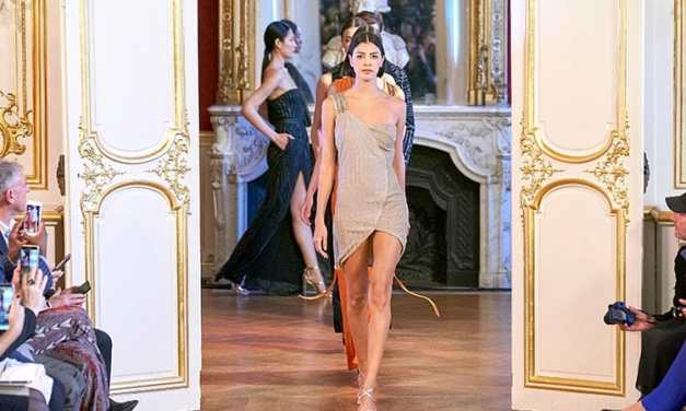 Maria Aristidou SS2020 – Knit Couture Collection