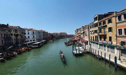 Venice Italy – The Perfect Covid 19 Getaway