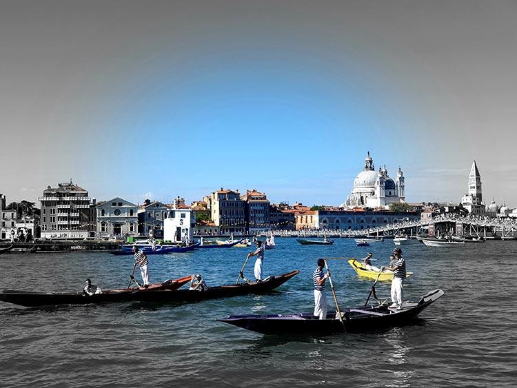 Festa delRedentore - Venice's Beautiful Gondola Race MENsTYLEFashion 2020 Italy summer (10)