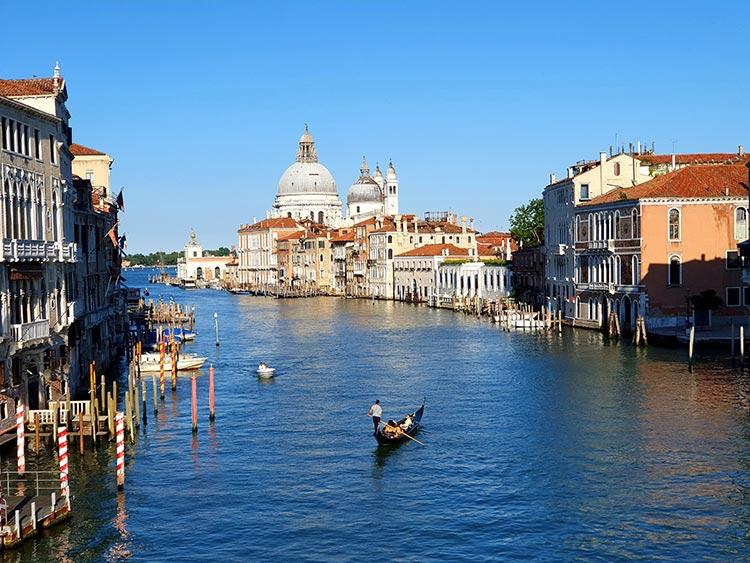 Grand Canal Venice 2020