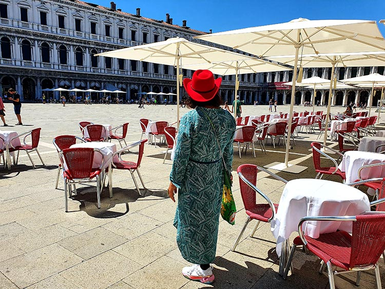 Stetson Europe - Amasa Vitafelt Red Hat Gracie Opulanza 2020 venice Italy summer (8)