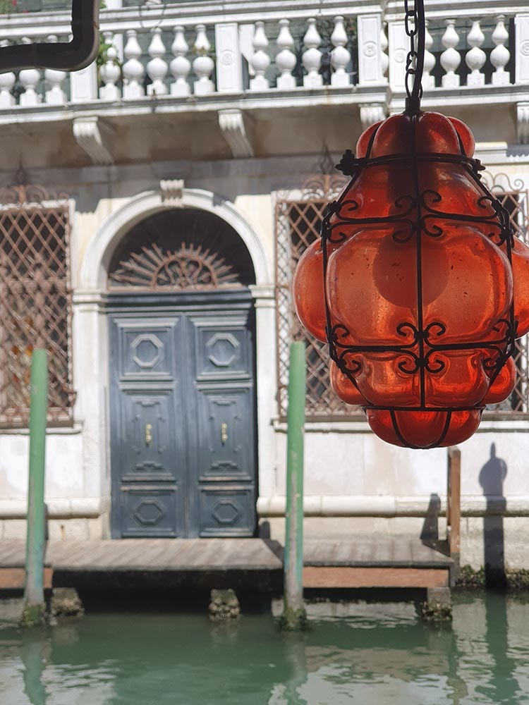 lantern glass shade venice italy 2020 summer