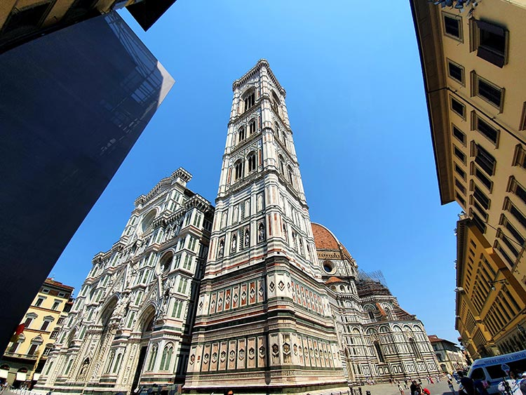Giotto's Campanile Florence Italy 2020 Covid 19 MenStyleFashion (7)
