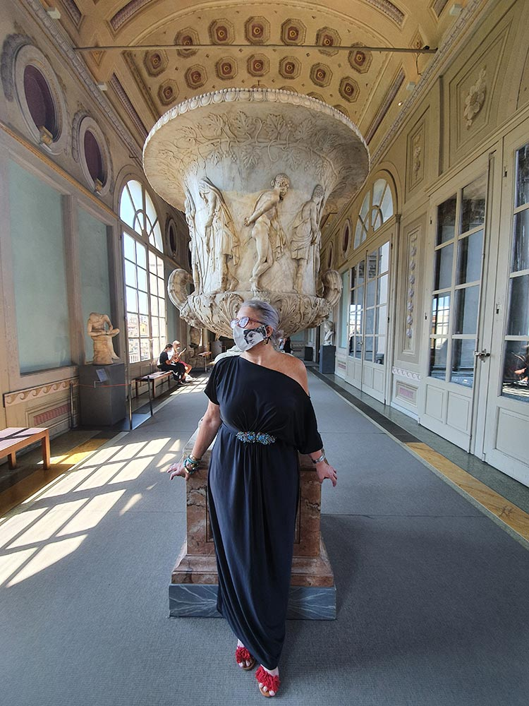 Masks Florence Italy - Uffizi Gallery Inspired Collection Angela Facchini Etsy (1)