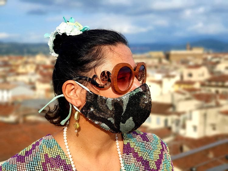 Gracie Opulanza The Westin Excelsior Florence Sustainable Fashion (2)