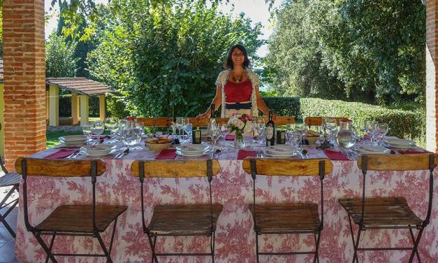 Table Setting Tips – Al Fresco Tuscany Italy