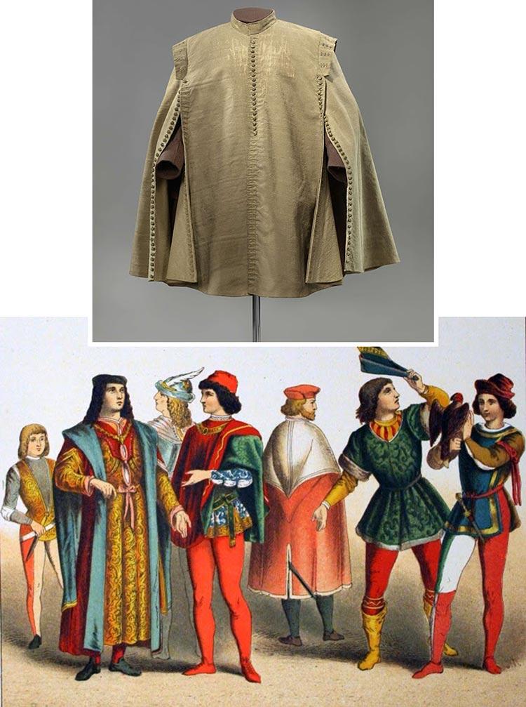 medievil age cape
