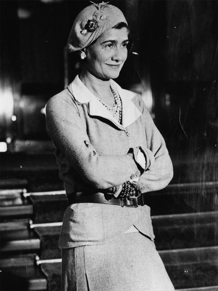 Coco Chanel fashion vintage