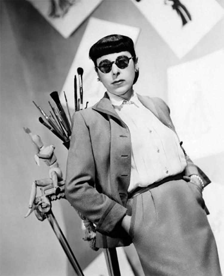 Edith Head Vintage hollywood film designer