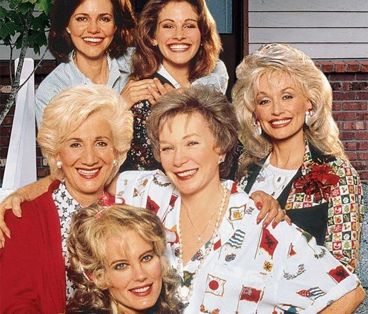 Steel Magnolias- Women Over Fifty Iconic Style