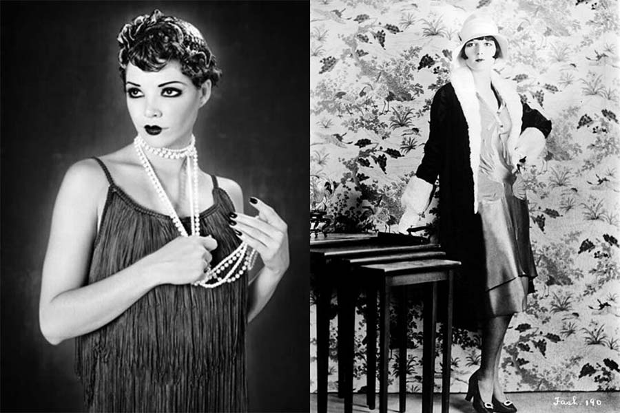 The Art Deco Fashions of the 1920s