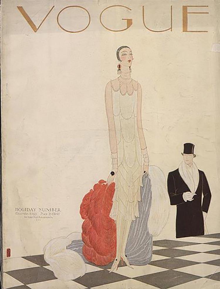 VogueVol. 66 No. 12 (December 15, 1925)