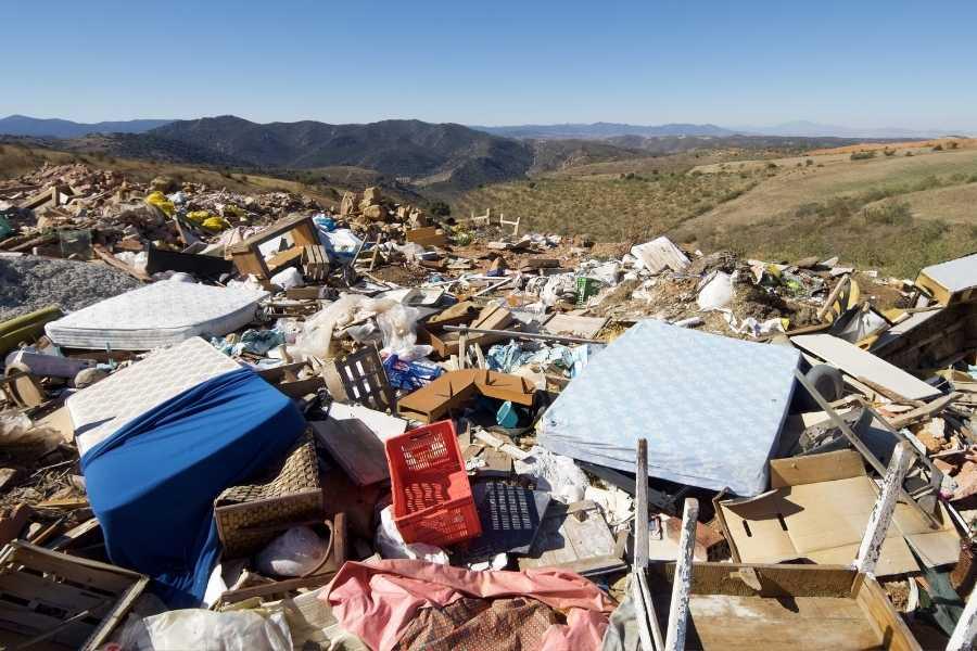 landfill fashion upcycle