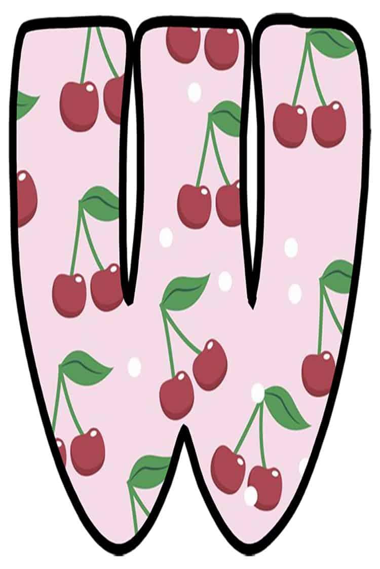 Christian Louboutin fruit print cherry high heels (2)