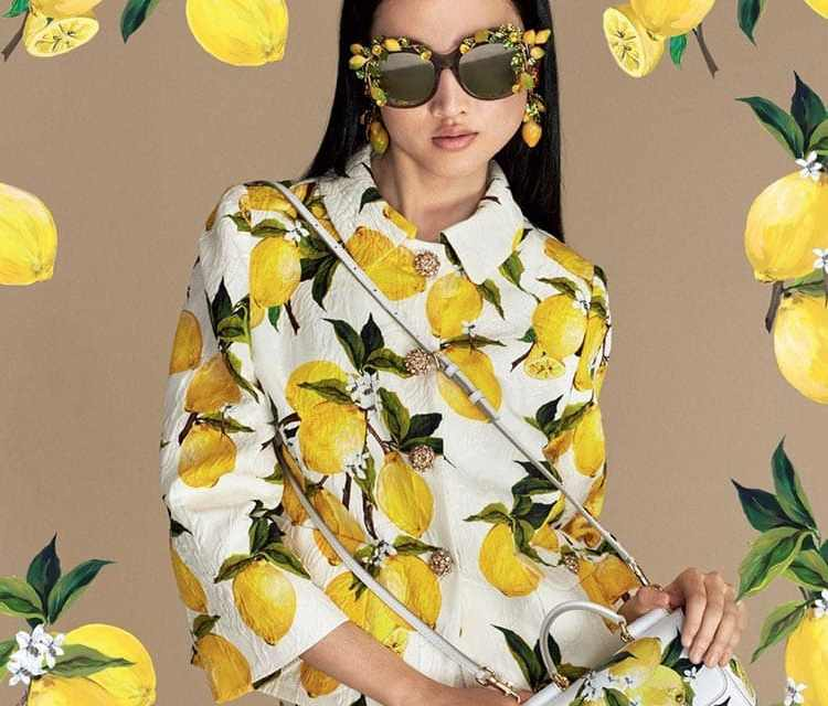 Fruit Print Fashion – Guru's Guide To The Designers That Love Fruit