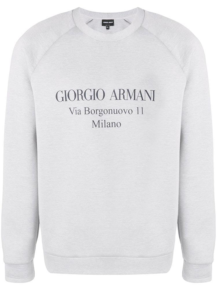 Gorgio Armani hoodie