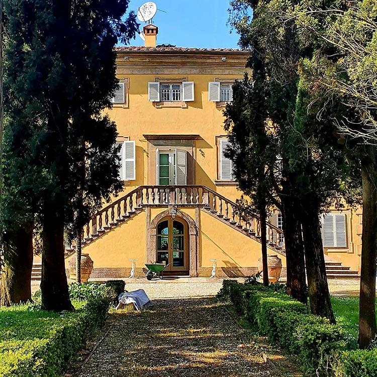 Tuscany Villa 2021 Italy
