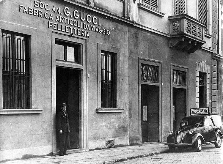 Gucci 1940 Workshop Florence