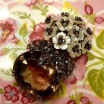 Vintage Brooch –  IRADJ MOINI Luxury Jewellery
